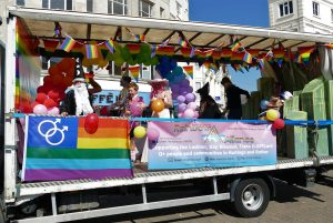 HRRA Pride Float